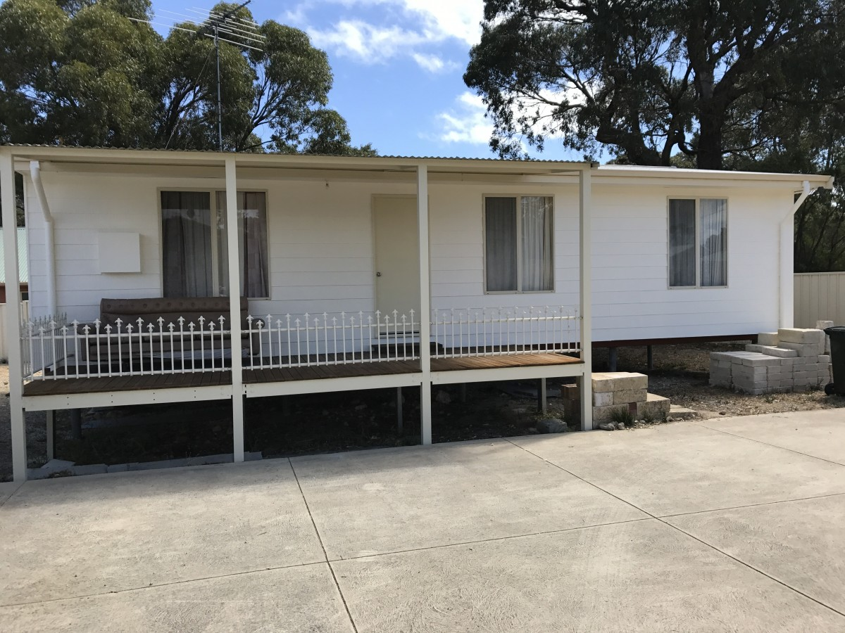 Modular house painted by painters in Mandurah
